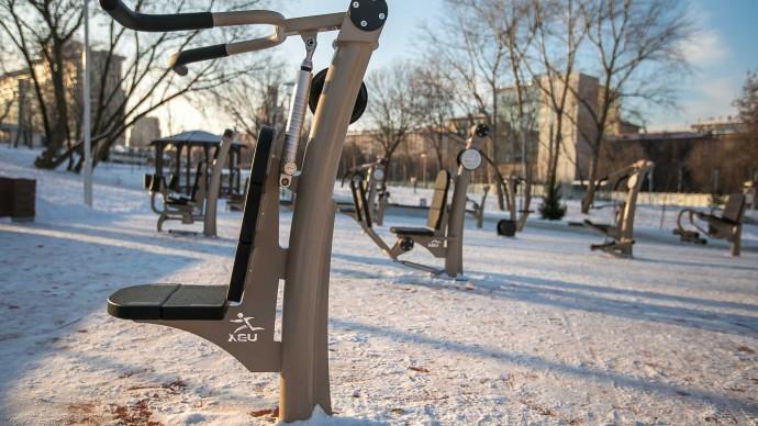В парке на Ходынке стартует проект «Показать за 60 секунд»