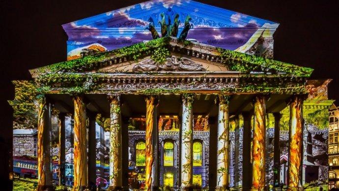 Фестиваль «Круг света» пройдет в сентябре на шести площадках столицы
