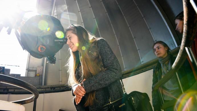 12 апреля в Парке Горького откроют Народную обсерваторию