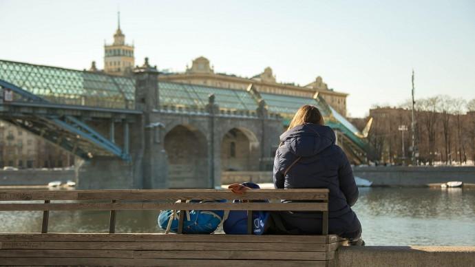 Эта неделя в Москве пройдет без существенных похолоданий
