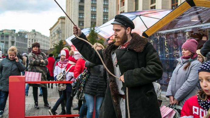 День народного единства в «Сокольниках»