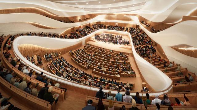 Музыкальные лекции в концертном зале «Зарядья»