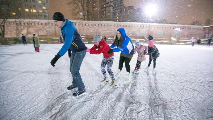 Зимний сезон в Воронцовском парке откроется световым шоу и мастер-классами