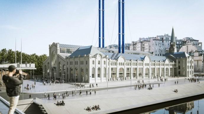 Реставрацию исторической ГЭС-2 планируют завершить в первой половине 2021 года