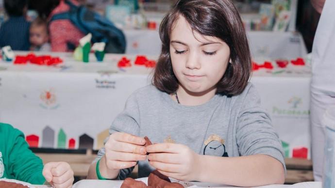 Игротека «Лепилка» в Доме детского творчества в «Сокольниках»