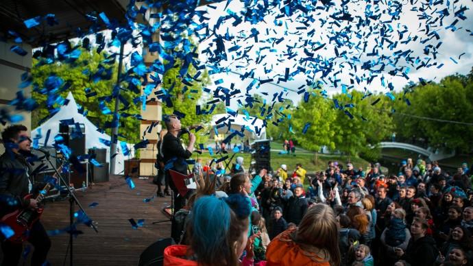 В «Красной Пресне» пройдет рок-фестиваль для детей