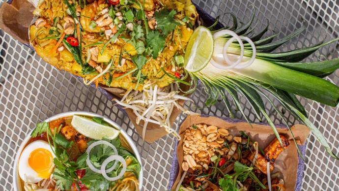На Даниловском рынке открылся корнер с тайскими блюдами