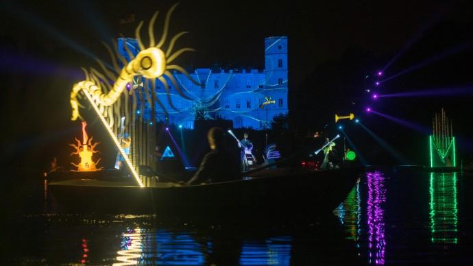 Ночь света в Гатчине-2019