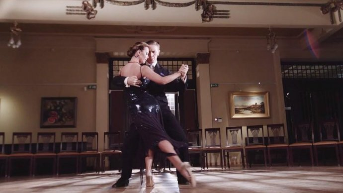 Танго-шоу «Осень в Буэнос-Айресе» пройдет в зале Аукционного дома