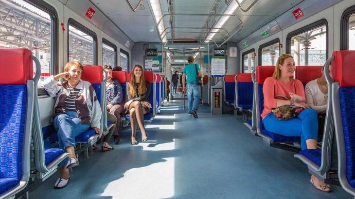 Крупные парки Москвы свяжет один маршрут МЦД-2