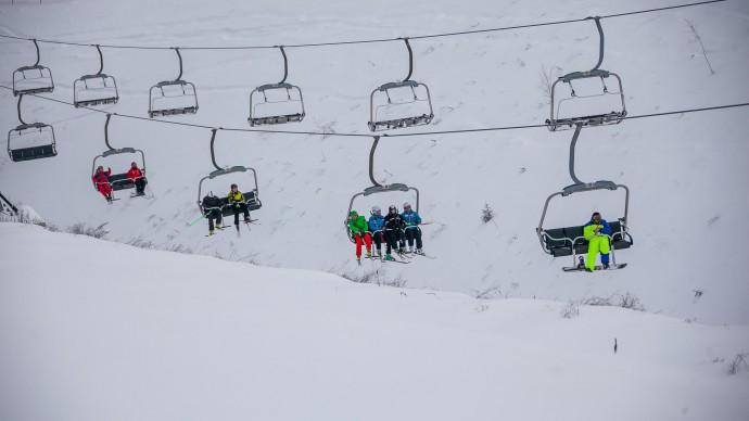 В честь открытия зимнего сезона в Сочи пройдет семейный фестиваль
