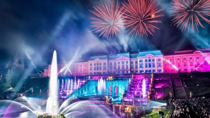 Праздник фонтанов объявил полную программу