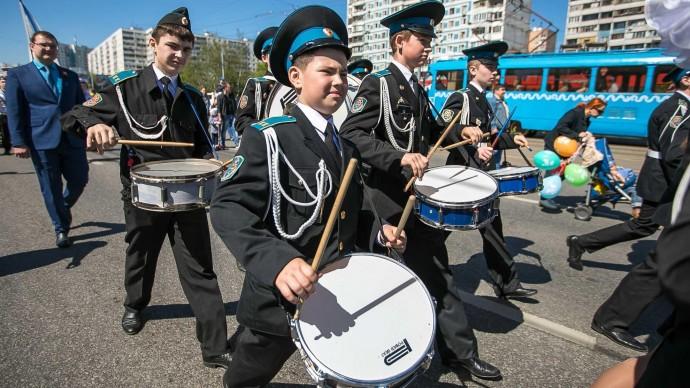 22 июня в четырех парках Москвы споют военные песни