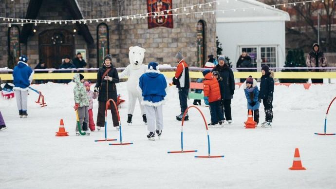 В парке Skazka пройдет семейный конкурс снежных фигур