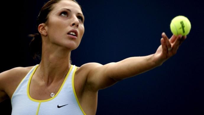 Анастасия Мыскина проведет мастер-класс по теннису для детей в саду им. Баумана