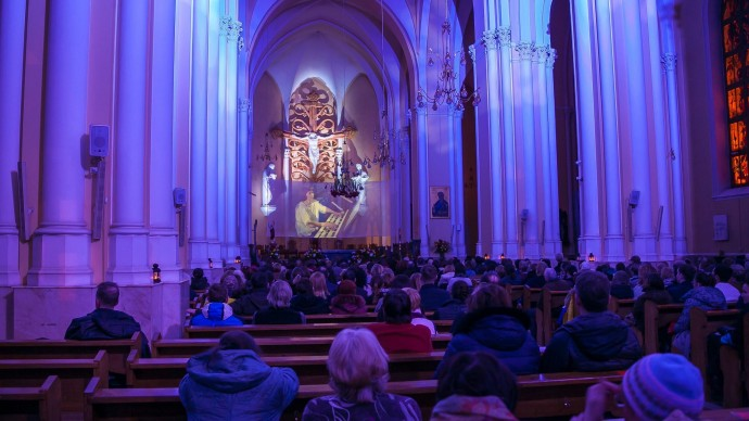 Музыку Pink Floyd сыграют на большом органе католического собора