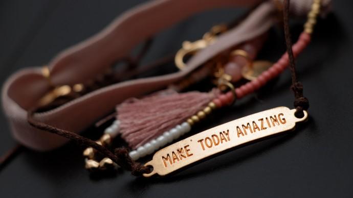 Мастер-класс «Плетение именных браслетов из кожи»