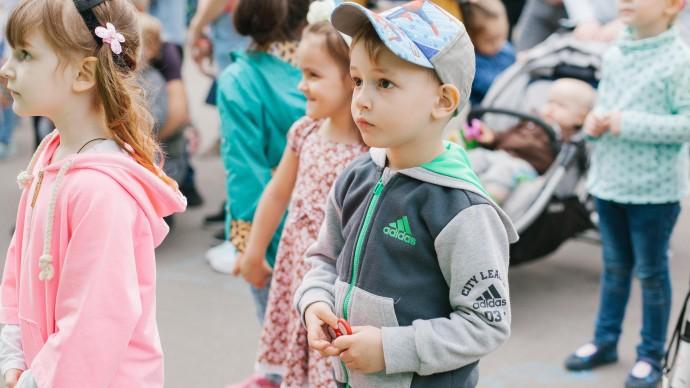 В Перовском парке покажут шоу мыльных пузырей