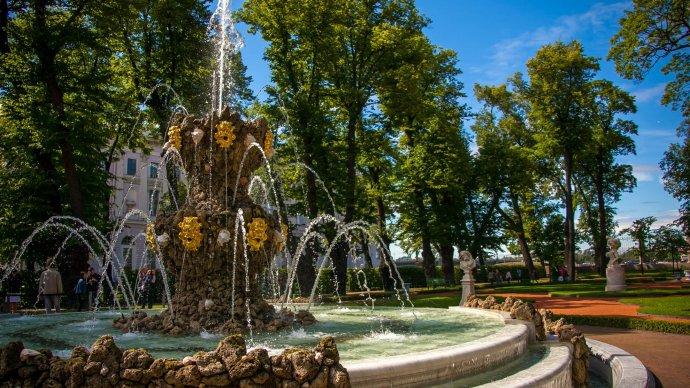 В Санкт-Петербурге отпразднуют 315-летие Летнего сада