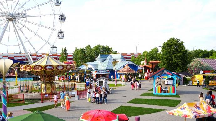День семьи в парке «Сказка»