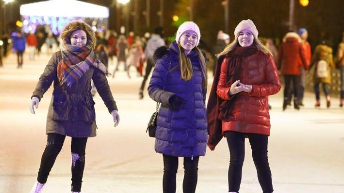 25 января студенты посетят катки бесплатно
