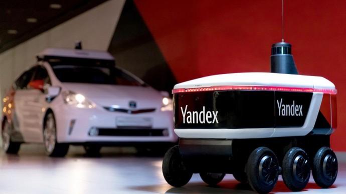 В Хамовниках стартовала доставка с использованием роботов-курьеров
