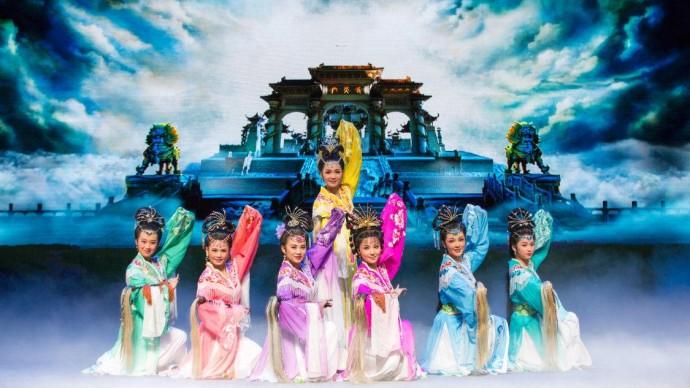 В Музыкальном театре покажут китайскую оперу