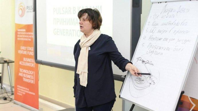 Хедхантер Алена Владимирская выступит в Парке Горького с бесплатной лекцией о поисках работы летом