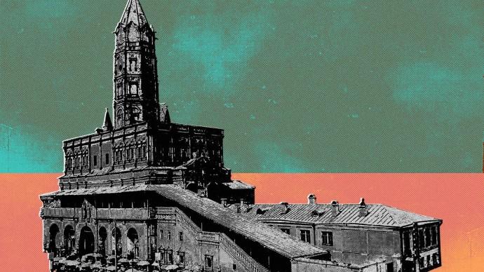 Выставка «Миф о Сухаревской башне» продлена до июля