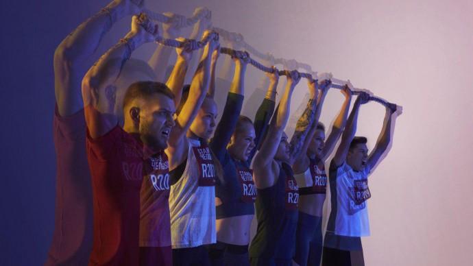 Фестиваль Reebok-2019 в «Коломенском»