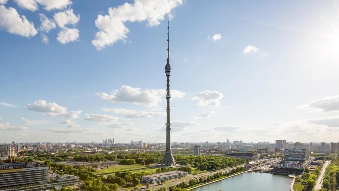 Останкинская башня погаснет во время «Часа Земли»