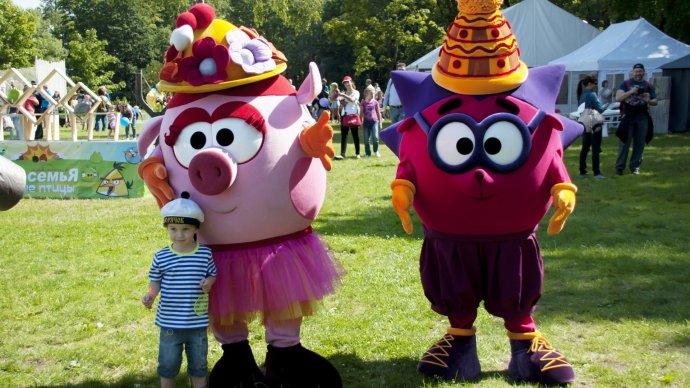 В парке 300-летия Петербурга устроят семейный фестиваль