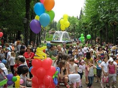 В парке «Ривьера» пройдет фестиваль дворовых площадок