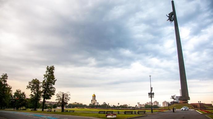 Парк Победы на Поклонной горе благоустроят