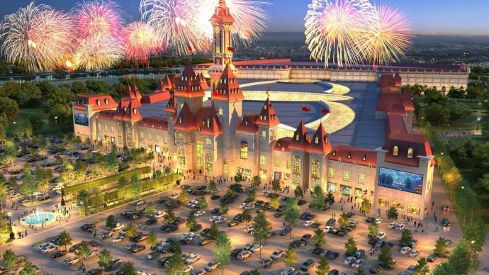 Строительство парка «Остров мечты» вышло на финишнюю стадию