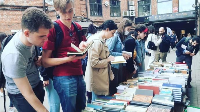 Cheapcherrybooks вновь устроит книжный маркет
