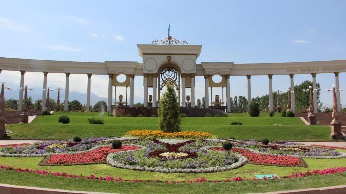 В парке Первого Президента устроят благотворительный забег