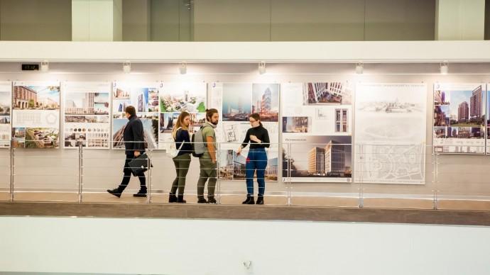 В Доме на Брестской стартовал фестиваль архитектуры, дизайна и ландшафта