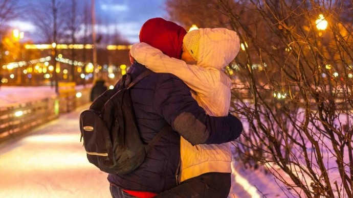 В парках Москвы отметят День влюбленных