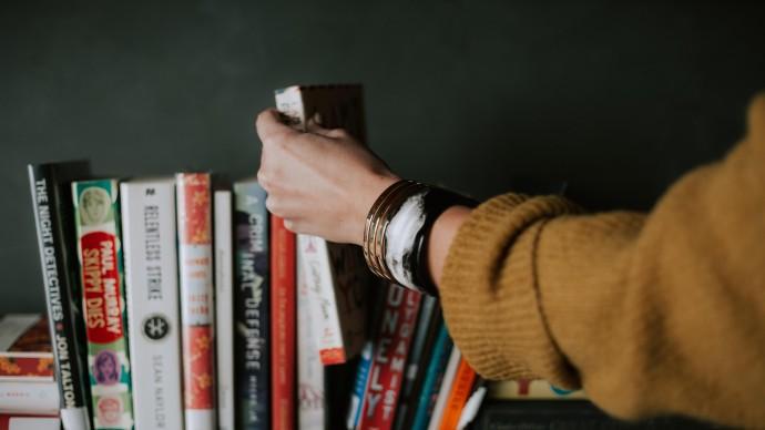 На ВДНХ открылся книжный клуб
