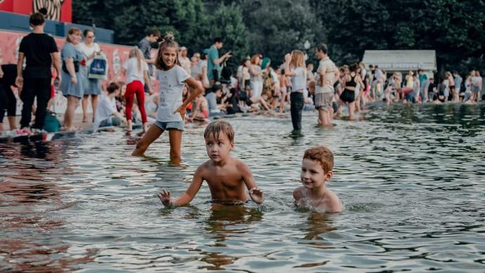В Москве после проверки разрешили купаться в шести зонах отдыха