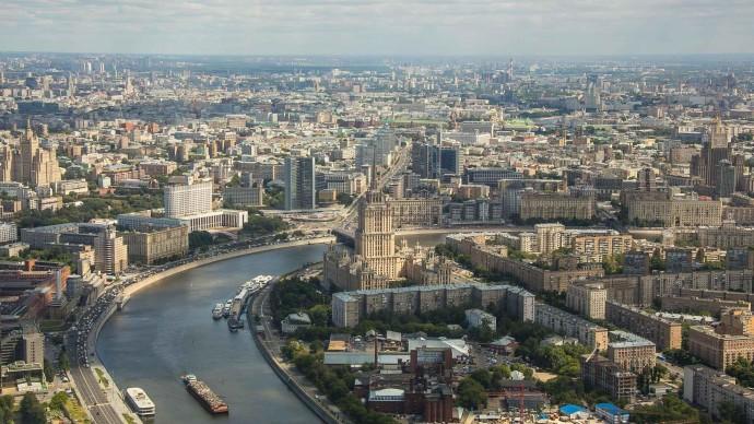 У Москвы-сити появится собственный причал