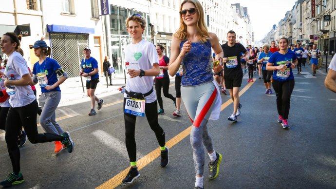 На Воробьевых горах устроят благотворительный Зеленый марафон «Бегущие сердца»
