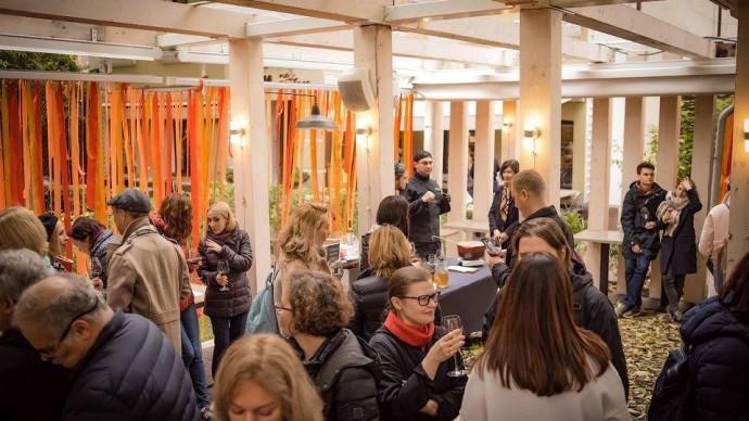 Винно-гастрономический фестиваль: сад New Vintage «Простые вещи»