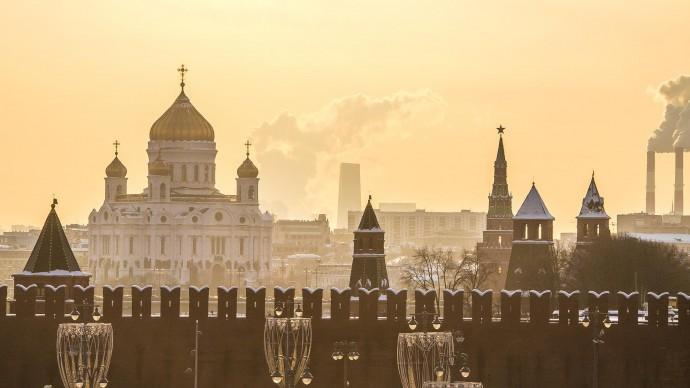 Москва оказалась в пятерке самых привлекательных для инвестиций городов Европы