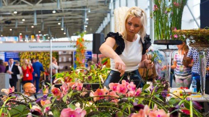 На ВДНХ пройдет выставка цветов и посадочных материалов
