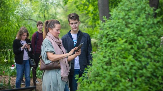 В «Аптекарском огороде» запускаются детские ботанические экскурсии