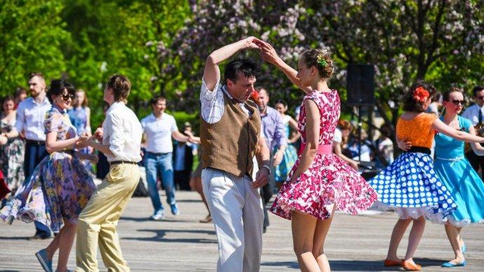 В парке Горького устроят танцевальный марафон