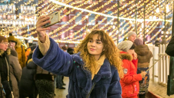 Сормовский парк приглашает Татьян на бесплатный каток