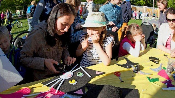 ВДНХ станет главной детской площадкой во время Дня города